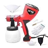 Paint Sprayer, SPTA 600 Watt HVLP Spray Gun, Electric Paint Gun, Home Sprayer Tool for Painting...