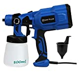 Paint Sprayer for Fencing Walls and Ceilings 550W Airless Electric Home Outdoor Wall Fence Door Car...