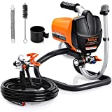 Airless Paint Sprayer, 500W Spray Gun Tool for Interior & Exterior Home, Specialized for Water-based...