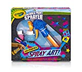 Crayola Washable Sidewalk Paint Sprayer Kit Outdoor Art Gift for Kids 6 & Up, Includes Paint...