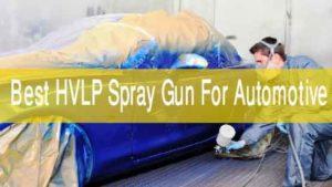 HVLP Spray Gun For Automotive