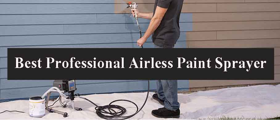 Professional Airless Paint Sprayer