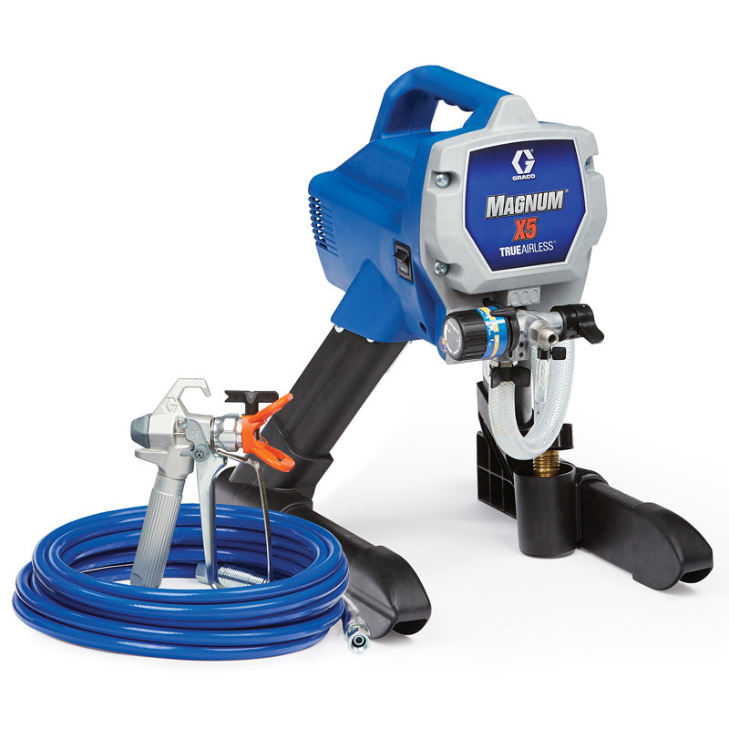 Choose a Handheld Airless Paint Sprayer