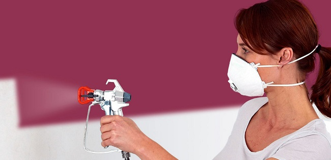 paint sprayer for wall and ceilings